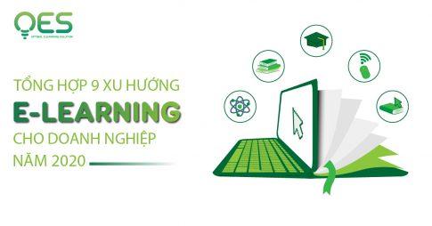 9 xu huong E-learning cho doanh nghiep nam 2020