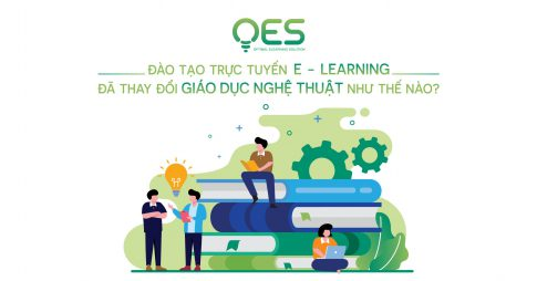 Đào tạo trực tuyến E-learning đã thay đổi giáo dục nghệ thuật như thế nào?